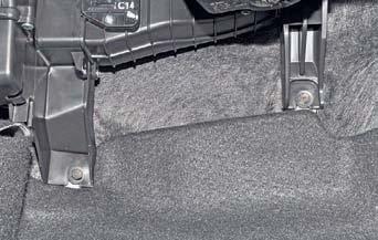 Снятие панели приборов Hyundai Solaris