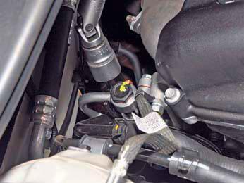 Снятие насоса гидроусилителя рулевого управления Хендай Солярис