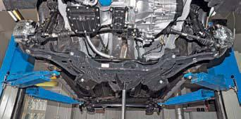 Снятие рулевого механизма Хендай Солярис