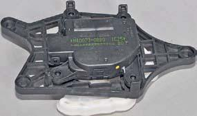 Система отопления, вентиляции и кондиционирования Hyundai Solaris