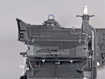 Снятие испарителя кондиционера Hyundai Solaris