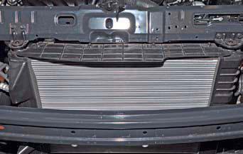 Снятие вентилятора и радиатора Хендай Солярис