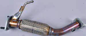 Система выпуска отработавших газов Хендай Солярис