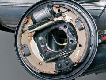 Проверка состояния тормозной системы Хендай Солярис