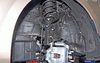 Проверка состояния ходовой части и трансмиссии Хендай Солярис