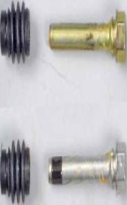 Замена колодок тормозных механизмов передних колес Хендай Солярис